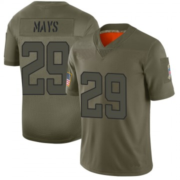 Youth Devante Mays Jacksonville Jaguars Nike Limited 2019 Salute to Service Jersey - Camo