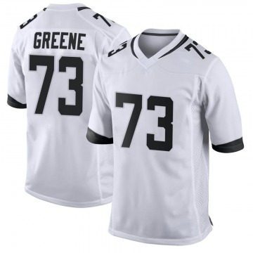 Youth Donnell Greene Jacksonville Jaguars Nike Game Jersey - White
